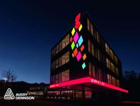 Avery Dennison® 4500 Translucent Film