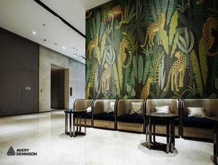 Avery Dennison® MPI 8726 Textured Wall Film Pietra