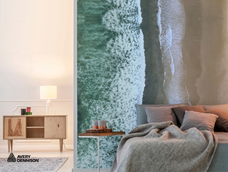 Avery Dennison® MPI 8726 Textured Wall Film Stucco
