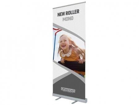 Roll Up Monofacciale con Due Piedi Modello Mono
