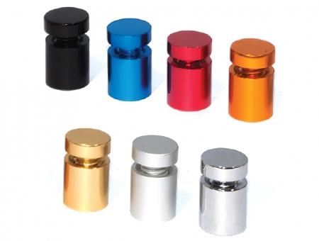 Distanziali in Alluminio 13 X 13 mm