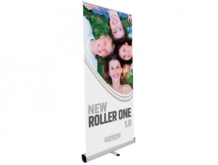 Roll Up Monofacciale con un Piede Modello One 1.0