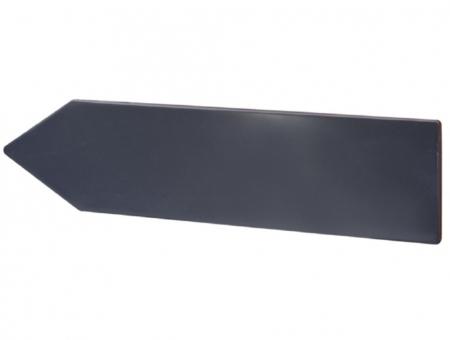 Semilavorato Freccia in Alluminio per Segnaletica Modello Industry