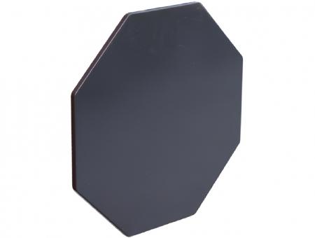 Semilavorato Ottogonale in Alluminio per Segnaletica Modello Industry