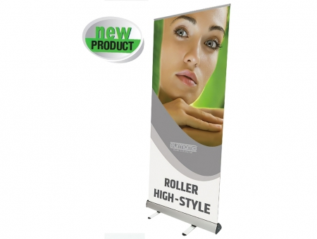 ROLLER HIGH-STYLE 85 X 200 due piedi