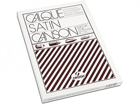 Canson Carta Traslucida Per Toner Laser