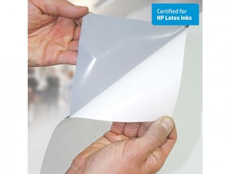 ImagePerfect™ 2506P bianco lucido Adesivo Grigio