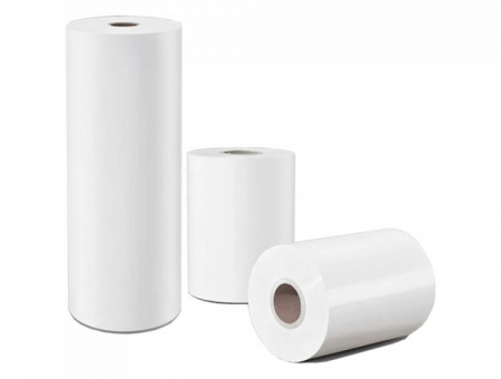 Plastificazione Digitale Soft Touch in PP a Caldo in Bobina