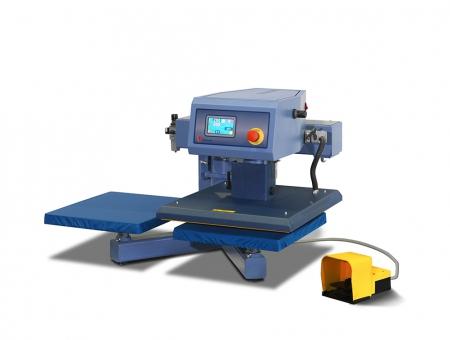 Termopressa Transmatic Pneumatica Automatica TS5P 40X50 cm Doppia Piastra