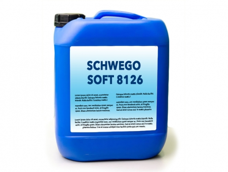 Schwego Soft 8126 Additivo Di Bagnatura