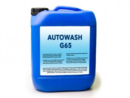 Autowash G65 per Pulizia Rulli E Caucciù