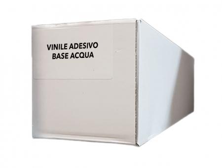 Vinile Adesivo Opaco per Inchiostri Base Acqua