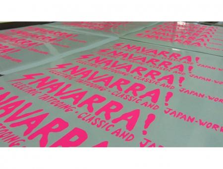 Avery Dennison® Pvc 440 Trasparente Lucido per Serigrafia