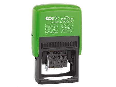 Colop® Printer Green Line S 220/W Polinomio