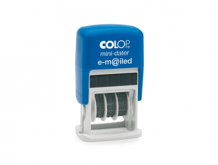 Colop® Mini-Dater S 160 Dicitura