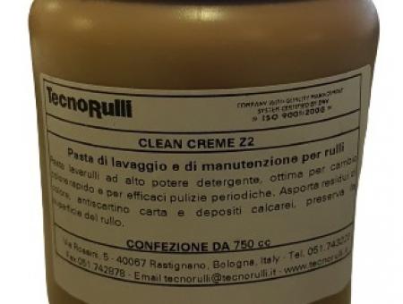 Clean Creme Z2  Pasta per Lavaggio Rulli