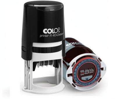 Colop® Printer Datario Rotondo R/40 24 H