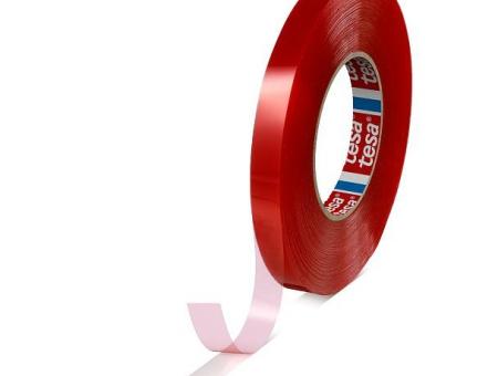 Biadesivo TESA® 51966 Liner Plastico per Bordatura Banner
