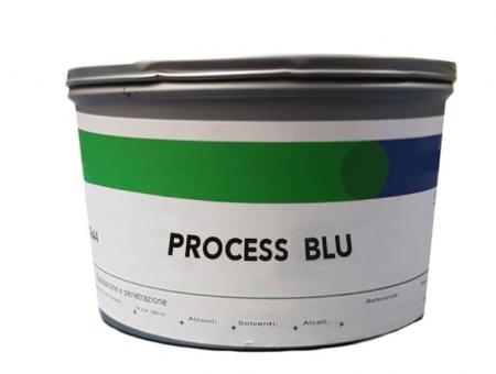 Inchiostro per Stampa Offset Process Blu