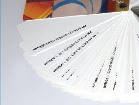 Pvc Bianco Opaco Non Adesivo 70x100 cm