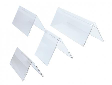 Segnaposti in plexiglass