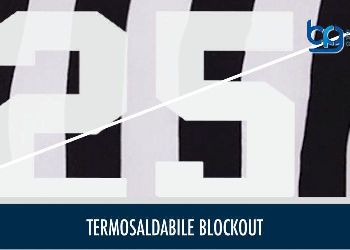 Termosaldabile Blockout