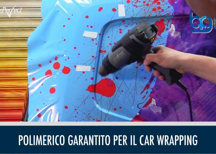 Vinile polimerico da stampa garantito per il car wrapping